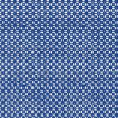 Gridlock Small - Breton Blue