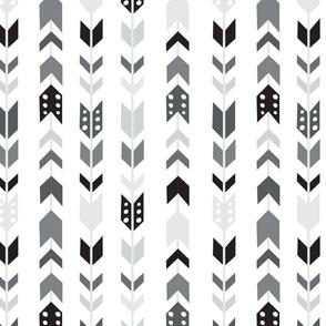 Greys + Black + White
