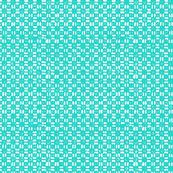 Gridlock Small - Tiffany Blue