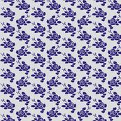 Anita Petite - Blue Dazzle & Grey