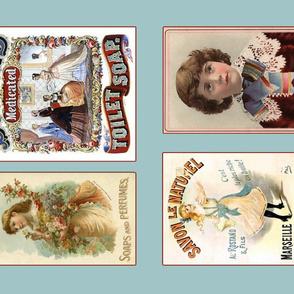 vintage soap advertisements