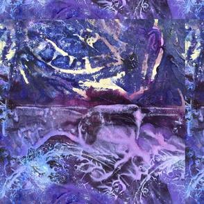 Purple Collision