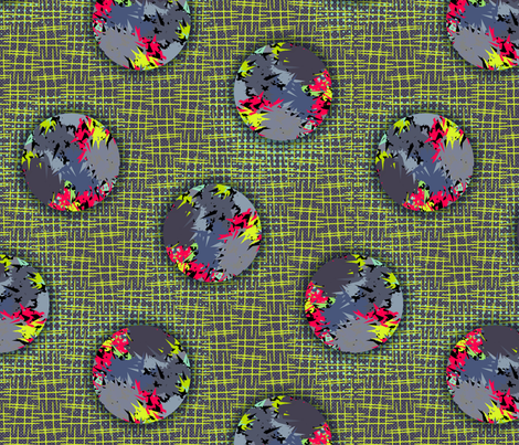 polyformis fabric by susiprint on Spoonflower - custom fabric