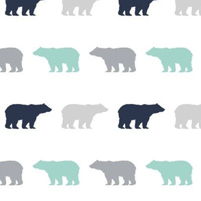 bear boy mint kids baby boy nursery, chevron, nursery, woodland, forest, grey navy mint nursery for boys outdoors camping kids bears