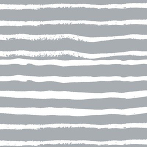 hand painted stripe grey scandi kids nursery simple coordinate baby boy nursery boy grey
