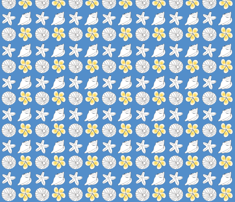 Summer Beach fabric by colour_angel_by_kv on Spoonflower - custom fabric