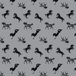watercolour_scatter_horses_on_grey