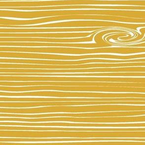 Woodgrain Marigold || the yellowstone collection