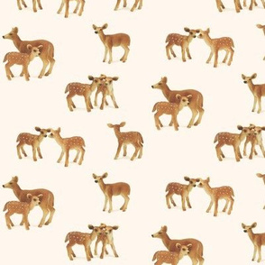 Fawn Nursery in Warm Neutral