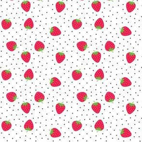 strawberries :: fruity fun