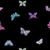 Butterfly Jewel Sparkle