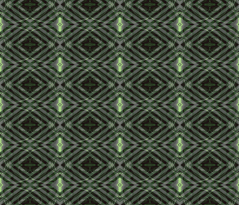 green_bw_vers_b fabric by designs_by_phyllis_lepore on Spoonflower - custom fabric