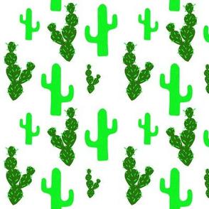 Papercut Cactis Green