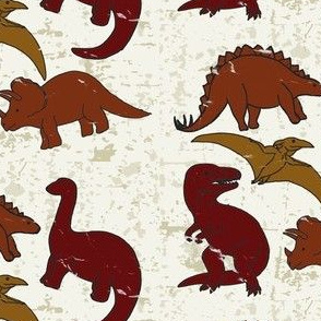 Vintage Dinosaurs
