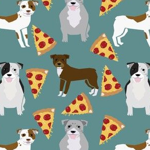 pitbull terrier pizza funny dog fabric cute dogs best pitbull terriers fabric cute pitbulls
