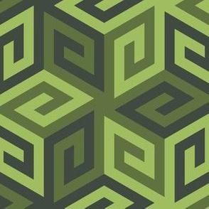 05636985 : greek cube : green oolong