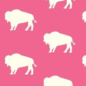 Bison Herd Brilliant