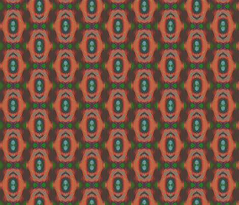 feather_chain_vers_c fabric by designs_by_phyllis_lepore on Spoonflower - custom fabric
