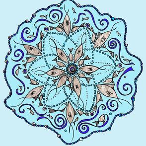 Fish Mandala