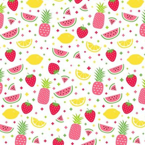 fruity mix plus pink :: fruity fun