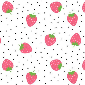 strawberry pink :: fruity fun bigger