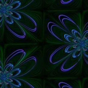 purple wire_flower