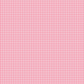 plaid pink :: fruity fun