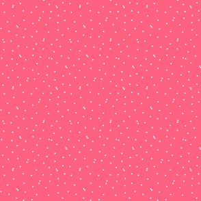 triangle confetti pink :: fruity fun