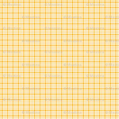 plaid orange :: fruity fun