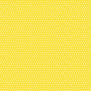 dots yellow :: fruity fun