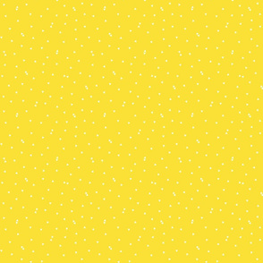 triangle confetti yellow :: fruity fun
