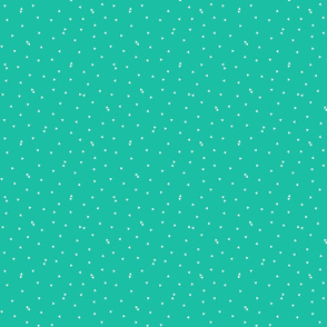 triangle confetti teal :: fruity fun