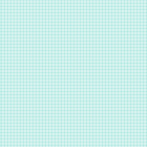 plaid sky blue :: fruity fun