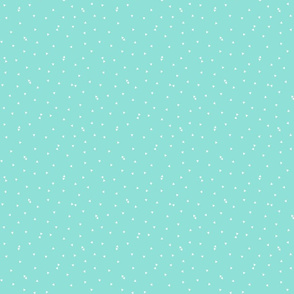 triangle confetti sky blue :: fruity fun