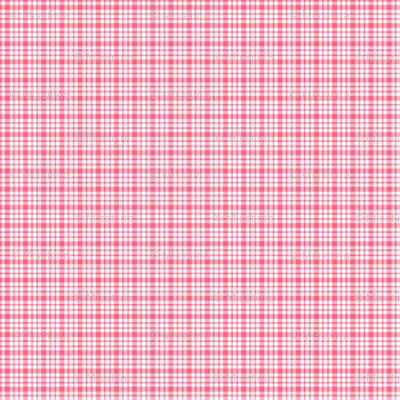 plaid pink :: fruity fun bigger