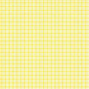 plaid yellow :: fruity fun bigger