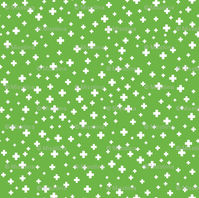 positive plus green :: fruity fun bigger