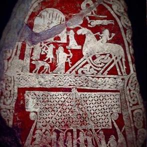 Altuna Odin Runestone Medium