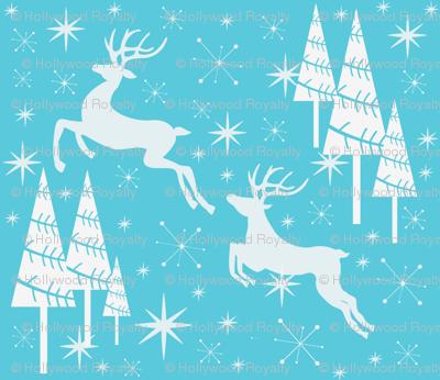 Vintage Reindeer