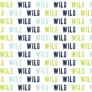 WILD // multi colored - the bear creek collection