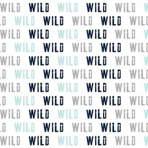 wild // multi colored grey - the bear creek collection