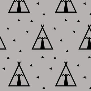 teepee || the classic woodland collection