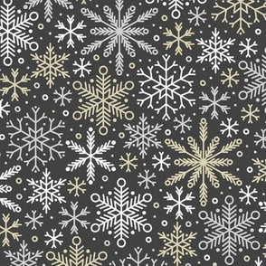 Season of Snow (Silver and Gold)