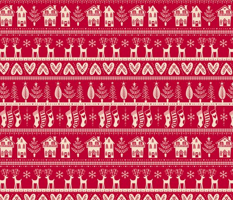 Vintage_nordic_christmas_red-01_shop_preview
