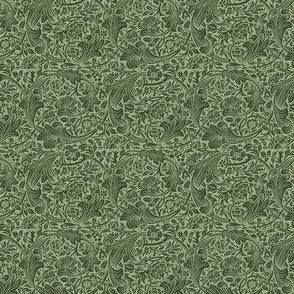 Liberties Rainforest Green REVERSE