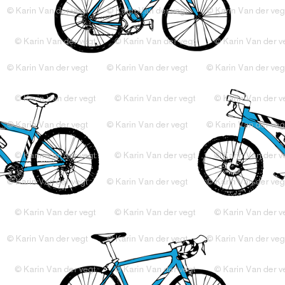 Mountainbike & racing bike