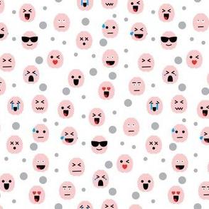 Emoji Brains | Provincial Pink