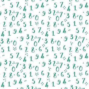Numbers | Gossamer