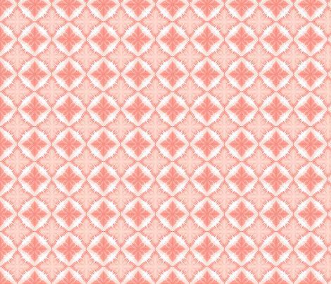 Geometric Leaves fabric by jamiemgodfrey on Spoonflower - custom fabric