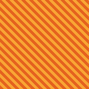 Diagonal-Orange